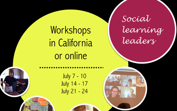 Social learning leaders – 2015 workshops