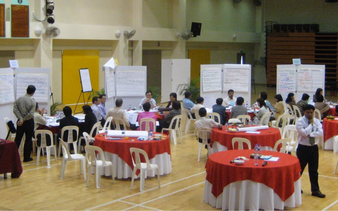 Singapore principles community of practice