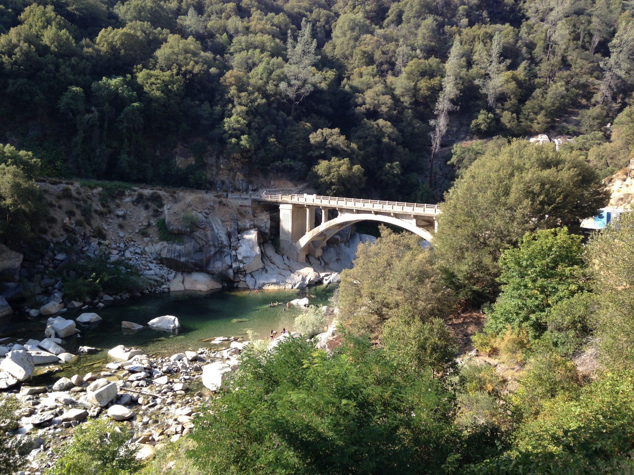 Bridge over the Yuba
