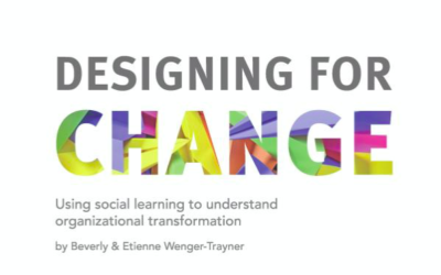 Designing for change – a book